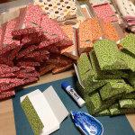 今日は、ぽち袋作りまくり!