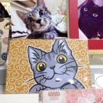 mouse-pads of Myu's smugface!