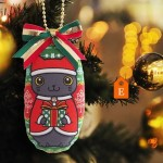 Cat Christmas Ornament is now available at Nyagomidokoro!Please Check Out the URL in my bio.国内販売は、にゃごみ処で検索してね.https://www.etsy.com/jp/shop/Nyagomidokoro.@etsy#etsy#etsyseller#etsyshop#etsyfind#etsyhadmade#etsyhunter#ornaments