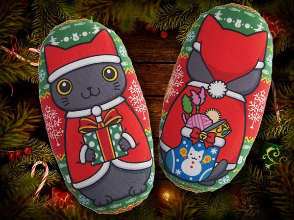 【予告】もうすぐクリスマス猫キッカーのご予約を開始いたします!