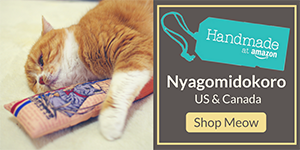 Nyagomidokoro Handmade at Amazon Shop