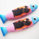 【しゃべるねこ、しおちゃん】のまたたび猫キッカーを制作させていただきました。